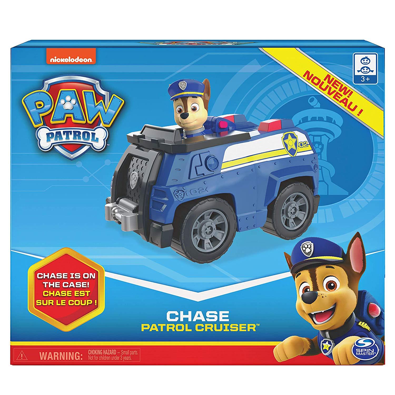 Patrulha Canina Chase's Patrol Veículo com Figura