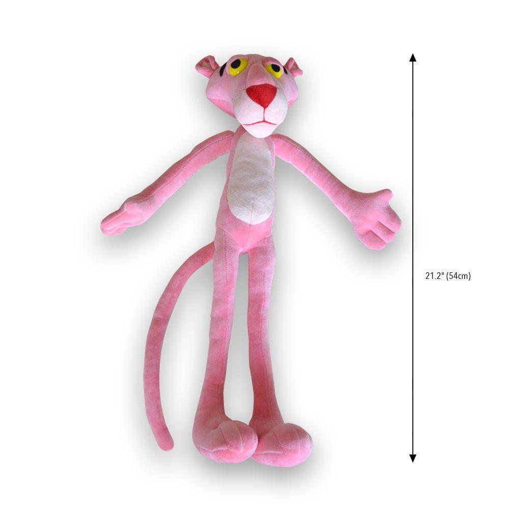 Pelúcia Pantera Cor de Rosa Oficial Licenciado 54cm