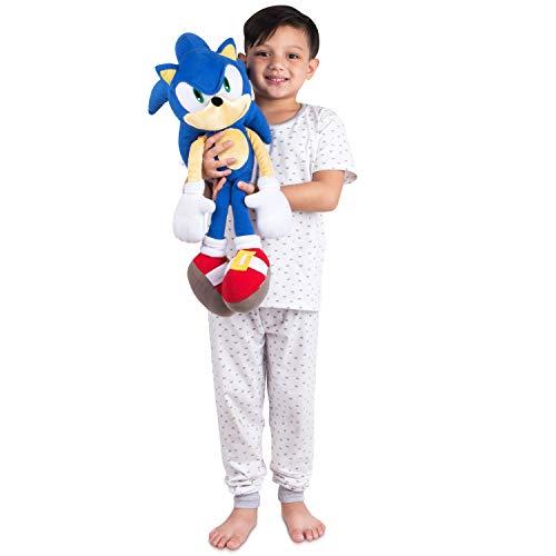 Pelúcia Sonic 56 cm Oficial Licenciado