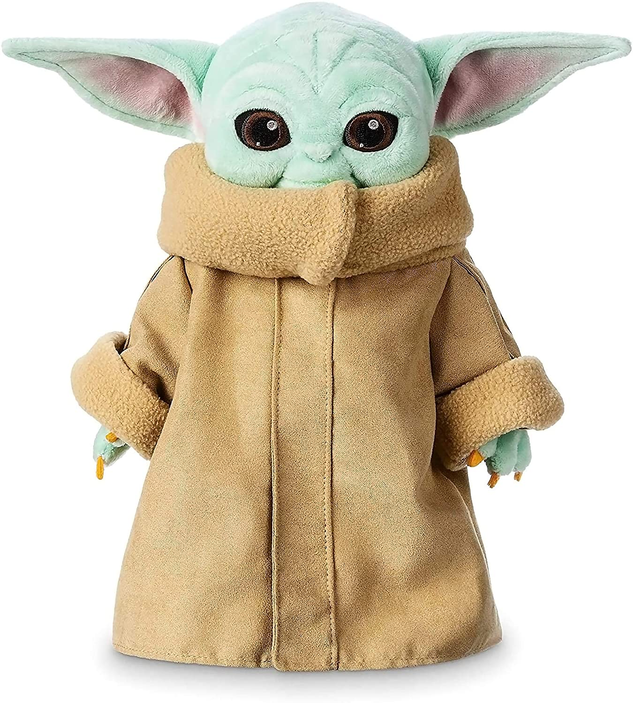 Pelúcia Star Wars Yoda 27cm Oficial Licenciado