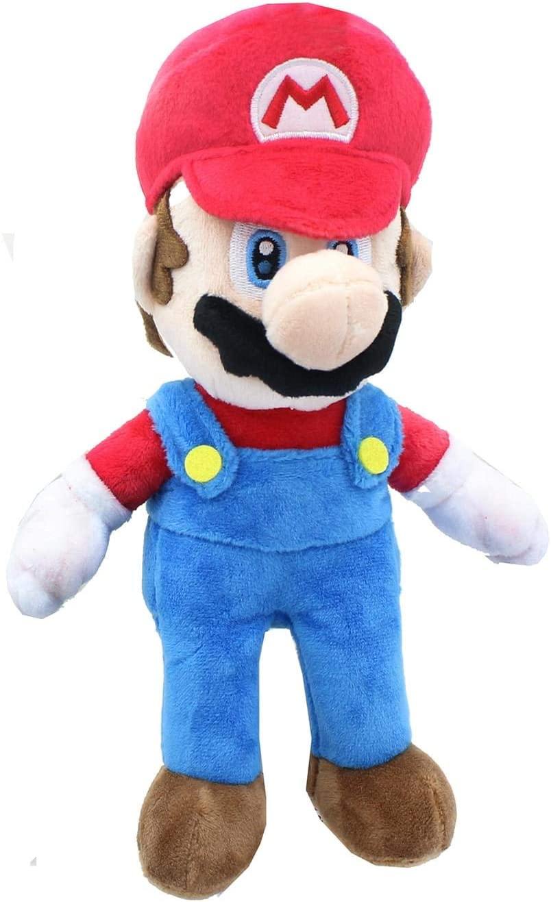 Pelúcia Super Mario All Star Collection Oficial Licenciado