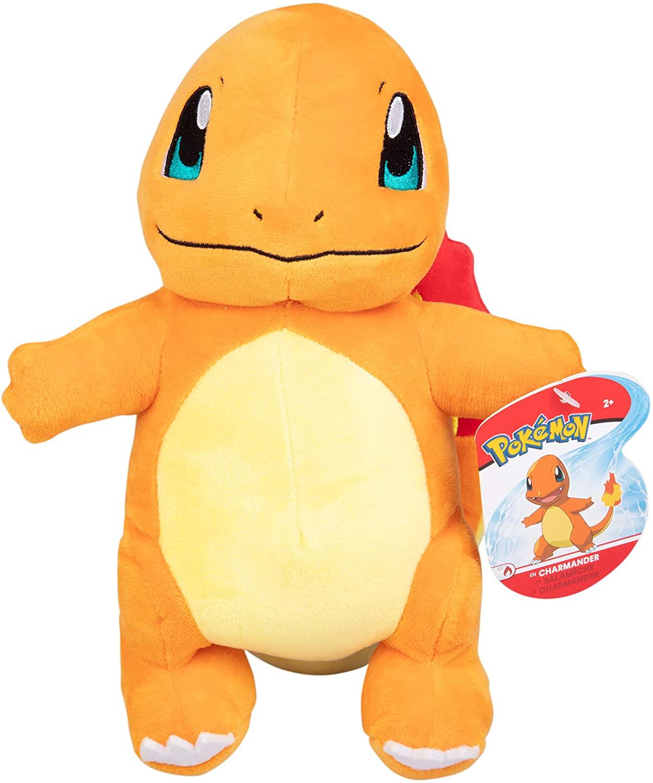 Pokémon Charmander Pelúcia Oficial Licenciado