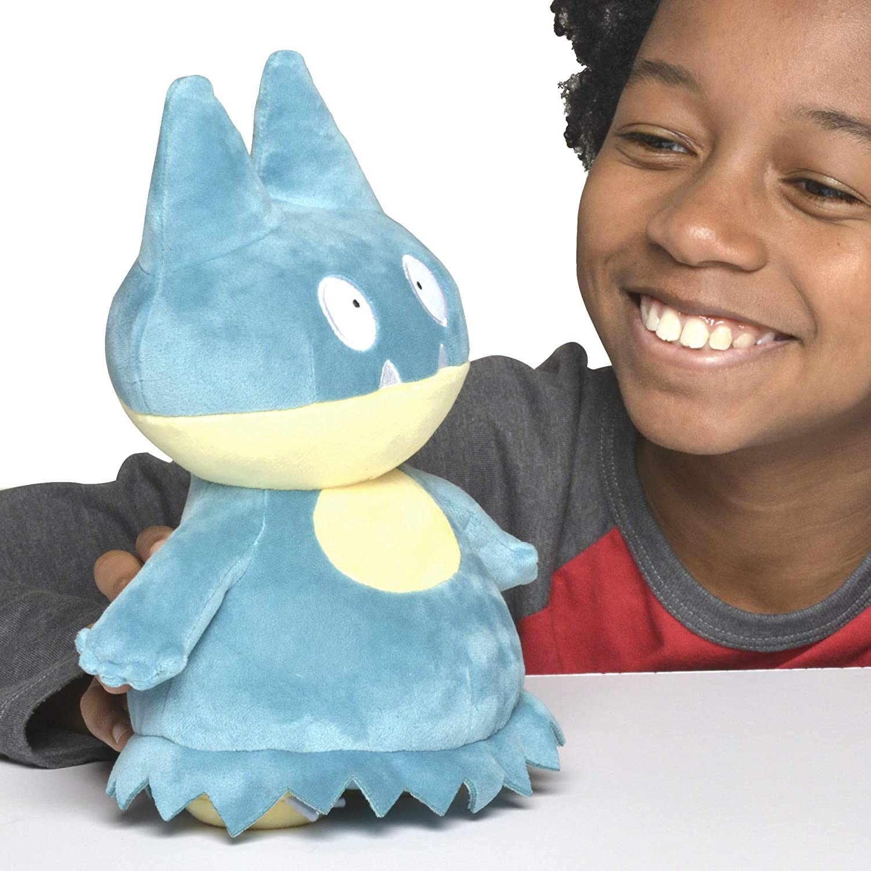 Pokémon Munchlax Pelúcia Oficial Licenciado