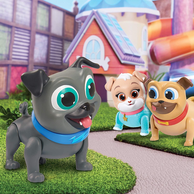 Puppy Dog Pals Surprise Action Figure BingoOficial Licenciado