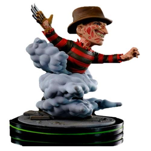 Q-fig Freddy Krueger Action Figure Oficial Licenciado