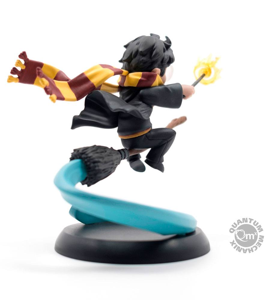 Q-fig Harry Potter's First Flight - Quantum Mechanix Action Figure