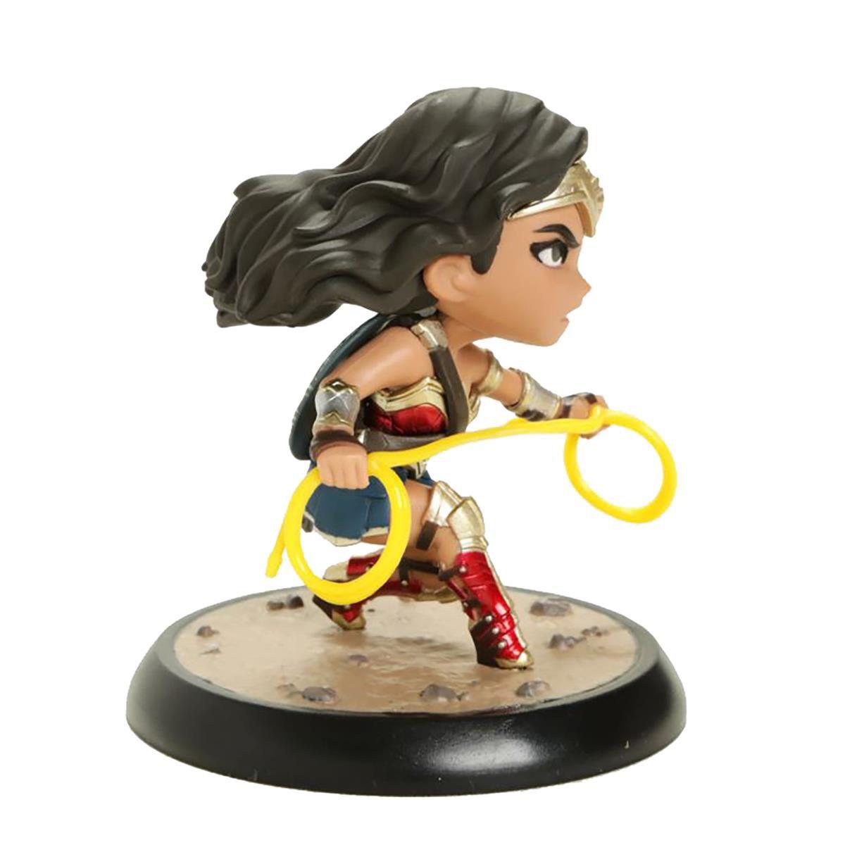 Q-fig Wonder Woman Quantum Mechanix Oficial Licenciado
