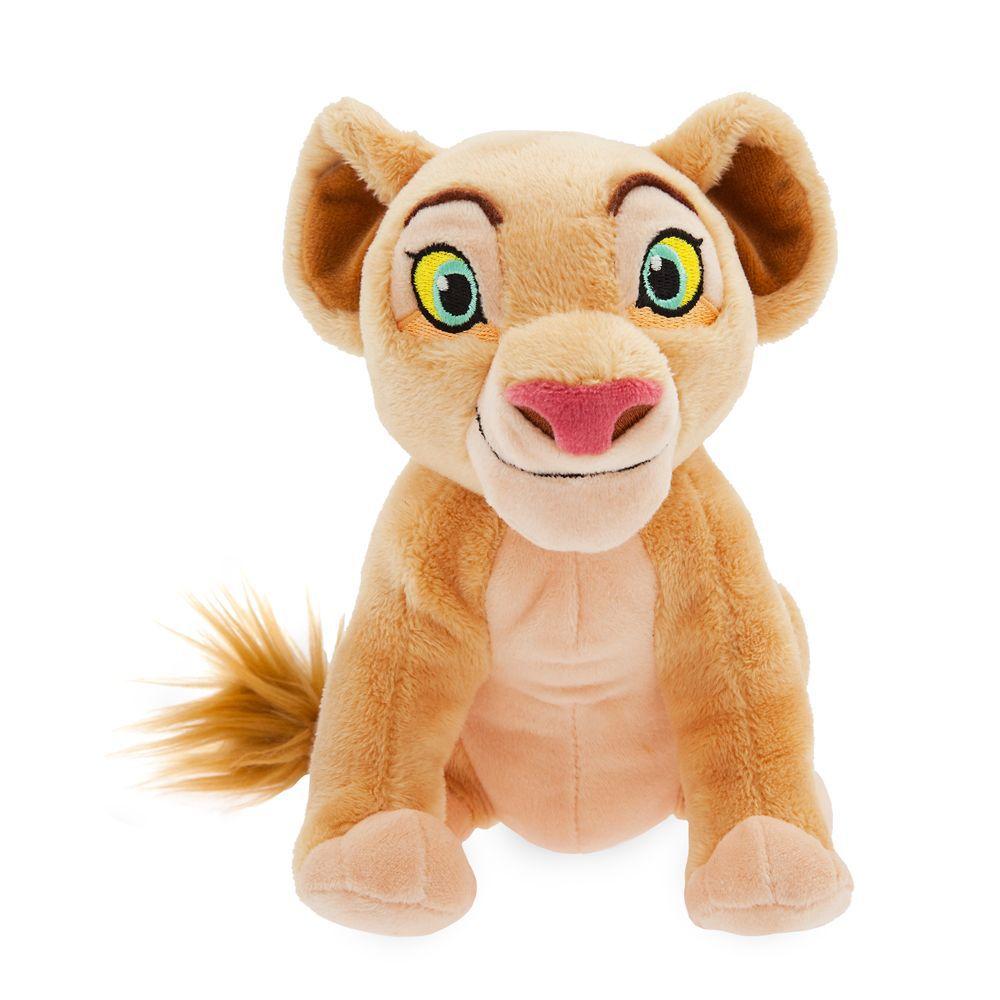 Rei leão Nala Pelúcia Original Disney Store 17cm