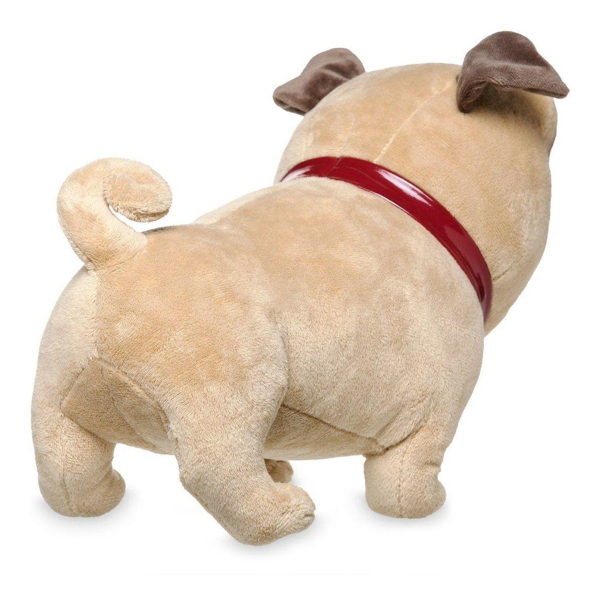 Rolly Pelúcia Puppy Dog Pals Original Disney Store 30 cm