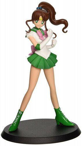 Sailor Moon - Sailor Jupiter Figure Figure Oficial Licenciado