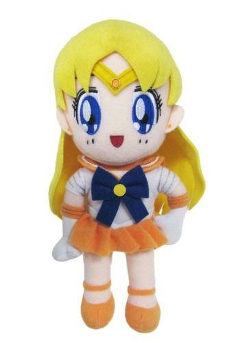 Sailor Moon Venus Pelúcia Oficial Licenciado