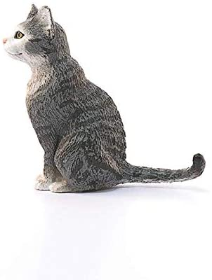 SCHLEICH Farm World Cat Sitting Oficial Licenciado