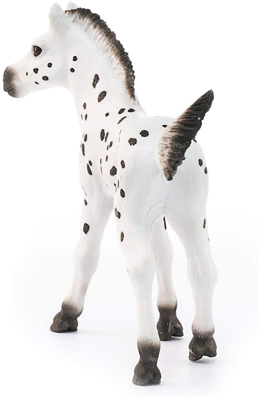 SCHLEICH Horse Club Knabstrupper Foal Oficial Licenciado