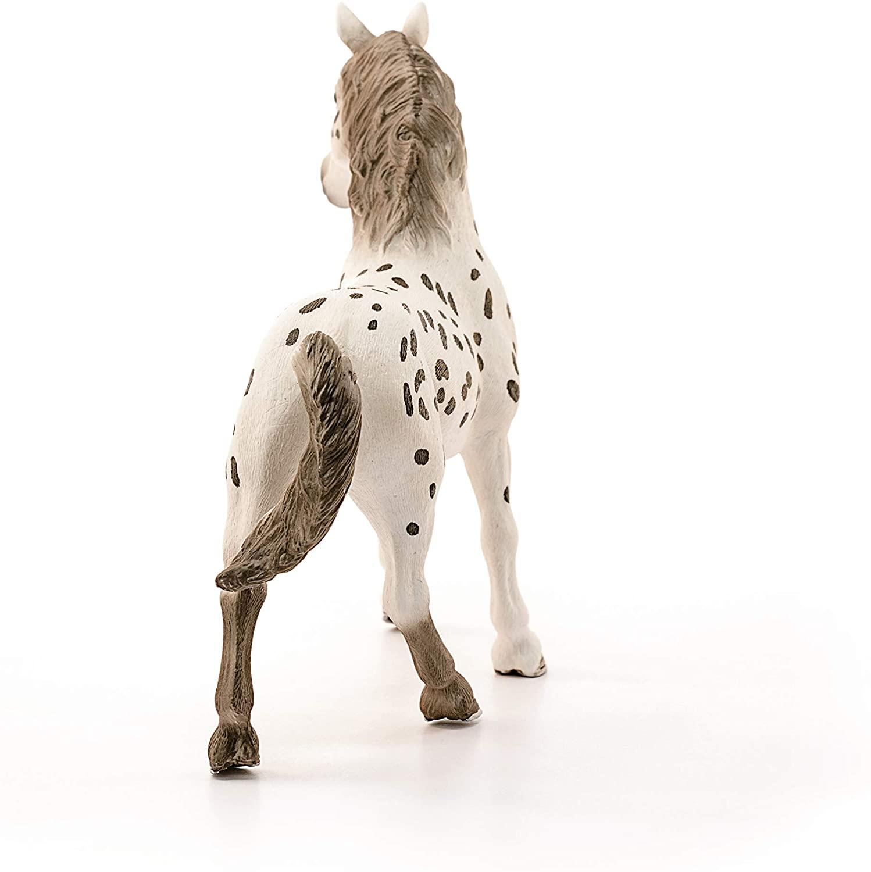 Schleich Horse Club Old Knabstrupper Stallion Oficial Licenciado