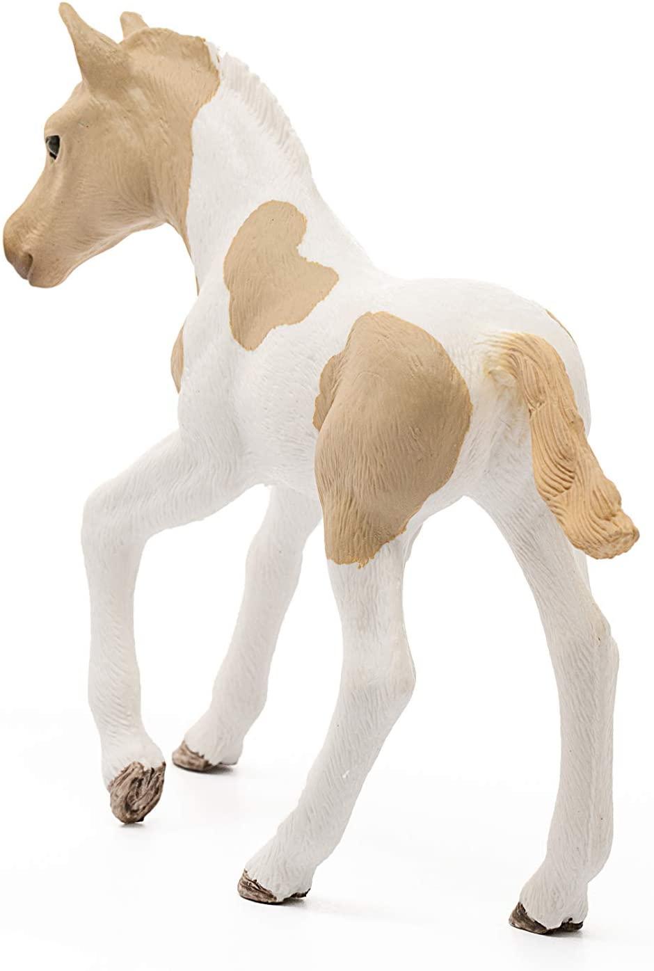 SCHLEICH Horse Club Paint Horse Foal Oficial Licenciado
