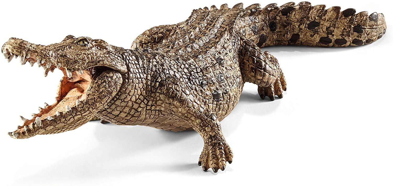 Schleich North America Crocodilo Oficial Licenciado
