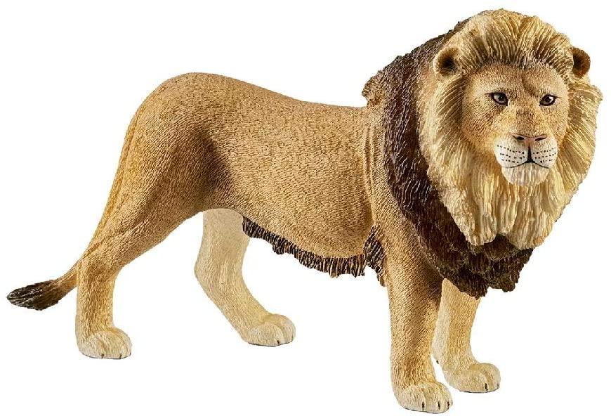 Schleich North America Wild Life Leão Oficial Licenciado