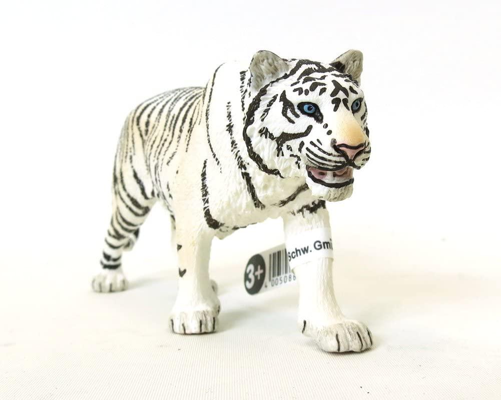 Schleich North America Tigre Branco Oficial Licenciado