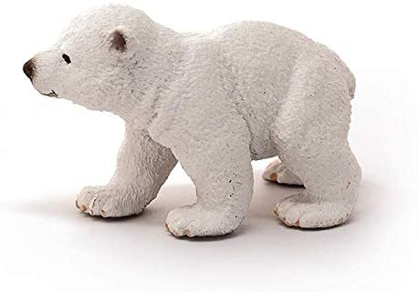 Schleich North America Urso Polar Filhote Oficial Licenciado