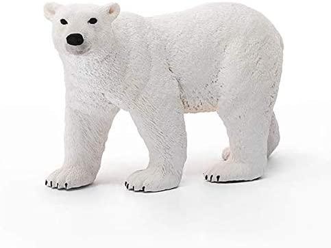 Schleich North America Urso Polar Oficial Licenciado