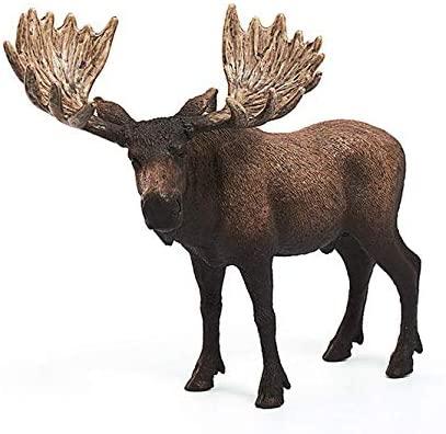 Schleich North America Wild Life Alce Oficial Licenciado