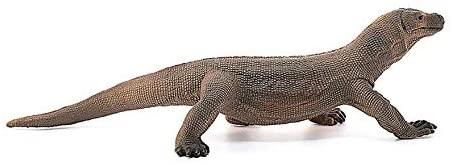 Schleich North America Wild Life Dragão de Komodo Oficial licenciado