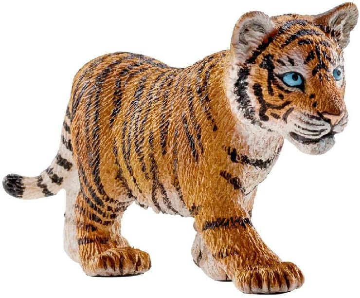 Schleich North America Wild Life Filhote Tigre Oficial Licenciado
