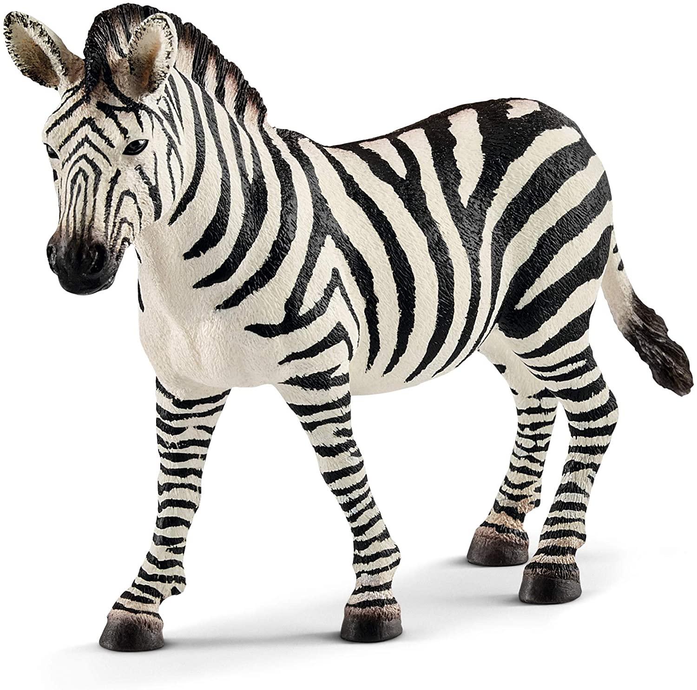 Schleich North America Wild Life Zebra Oficial Licenciado