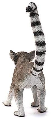 Schleich Wild Life Lémure-de-cauda-anelada Oficial Licenciado