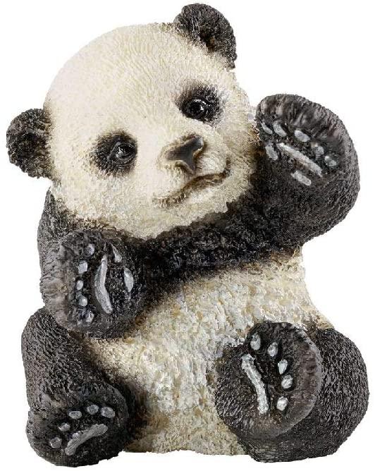 Schleich Wild Life Panda Cub Oficial licenciado