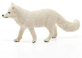 Schleich Wild Life Raposa do Ártico Oficial licenciado