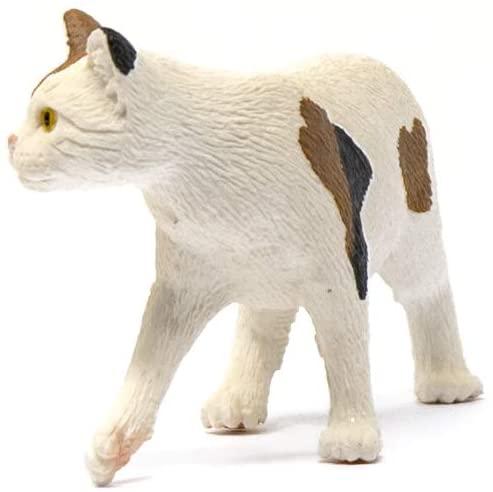Schleich Wild Life Shorthair Cat Oficial licenciado
