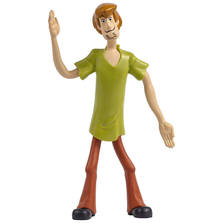 Scooby Doo Salsicha (Shaggy) Action Figure Oficial Licenciado