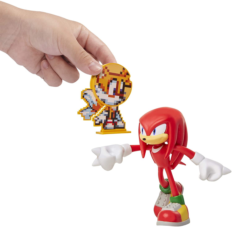 Sonic The Hedgehog Knuckles Dobrável Oficial Licenciado