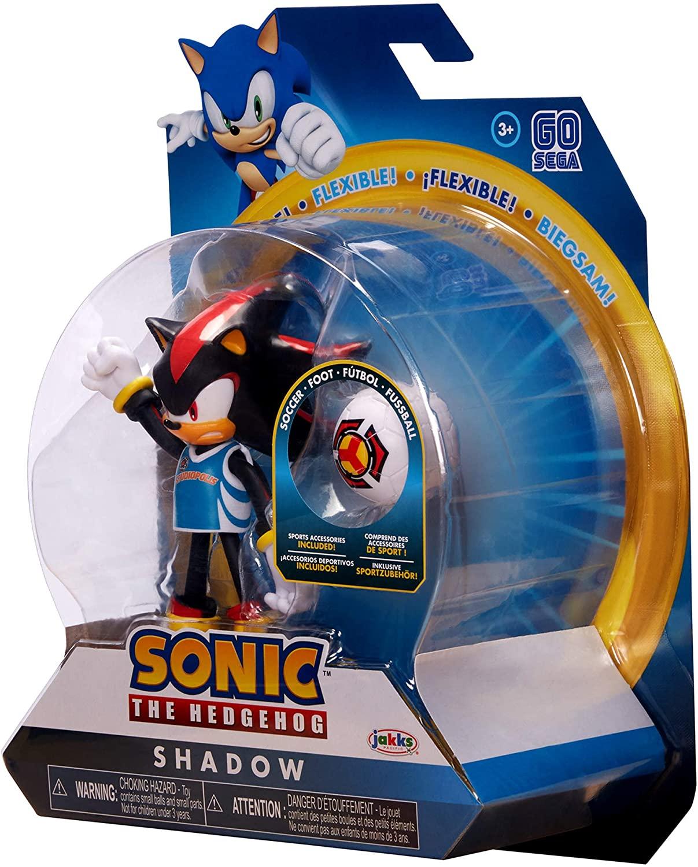 Sonic The Hedgehog Rugby Shadow Dobrável Oficial Licenciado