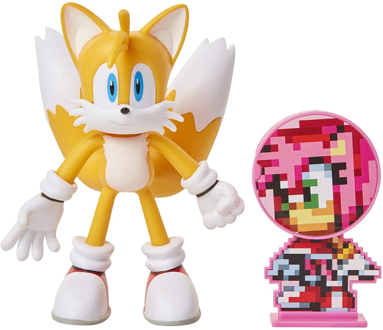 Sonic The Hedgehog Tails Dobrável Oficial Licenciado