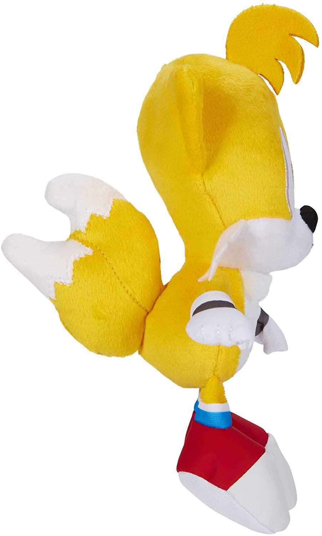 Sonic The Hedgehog Tails Pelúcia Oficial Licenciado