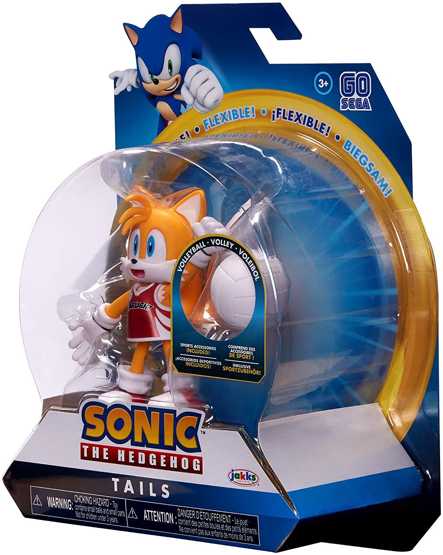 Sonic The Hedgehog Tails Volleyball Dobrável Oficial Licenciado