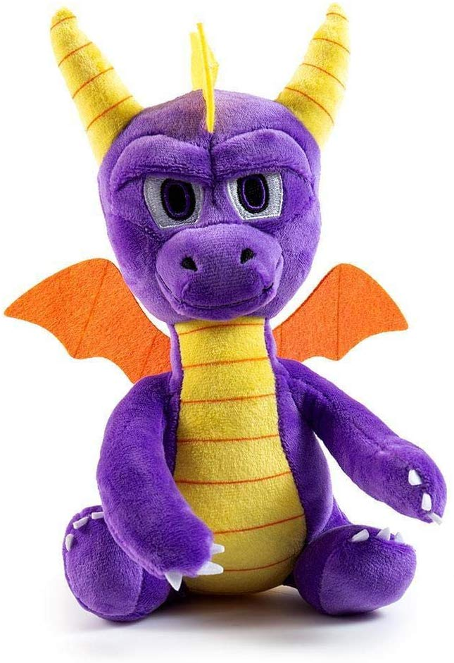 Spyro The Dragon Pelúcia 20cm Oficial Licenciado