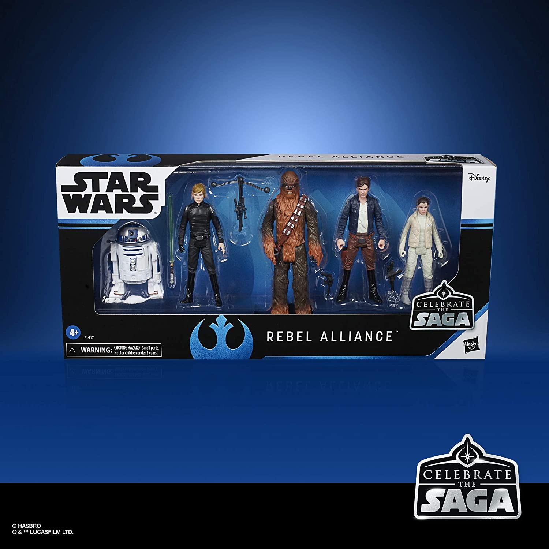 Star Wars Celebrate The Saga Toys Rebel Alliance Figure Amazon Exclusive