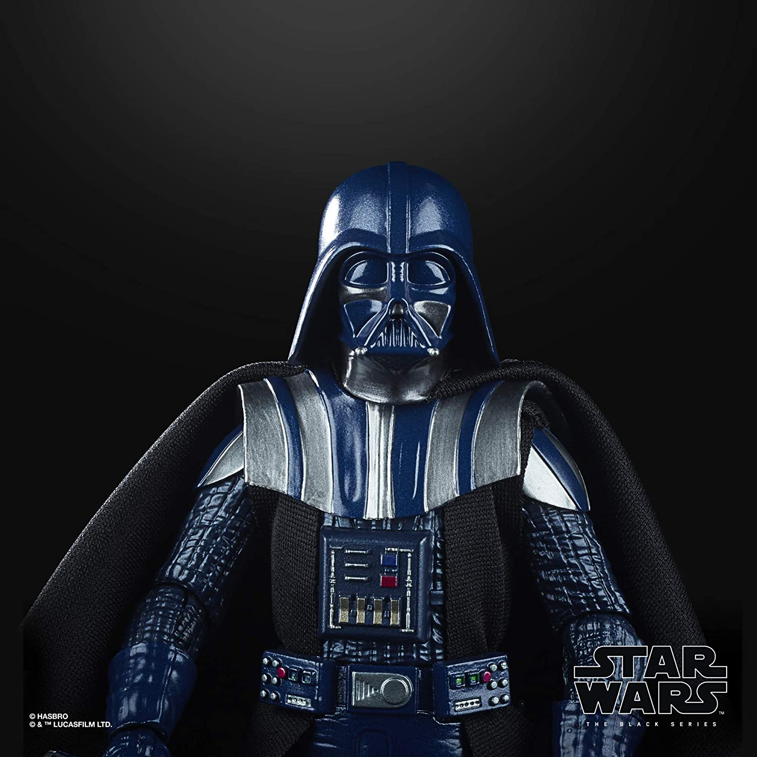 STAR WARS The Black Series Carbonized Darth Vader (Amazon Exclusive)