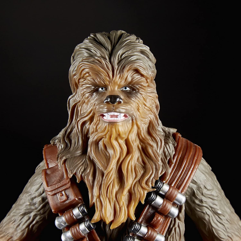Star Wars The Black Series Chewbacca Oficial Licenciado