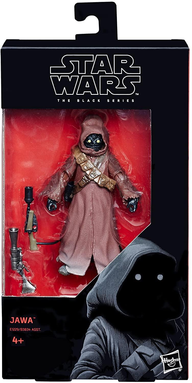 Star Wars The Black Series Jawa Oficial Licenciado