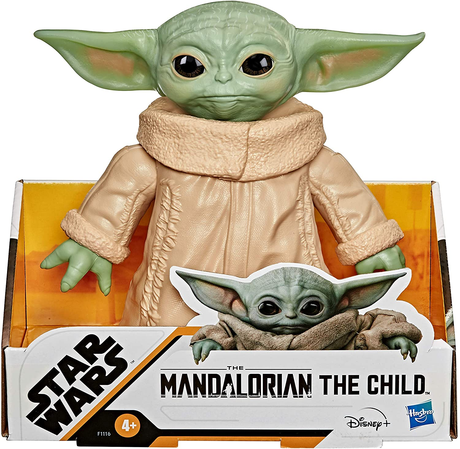 Star Wars The Mandalorian The Child Baby Yoda