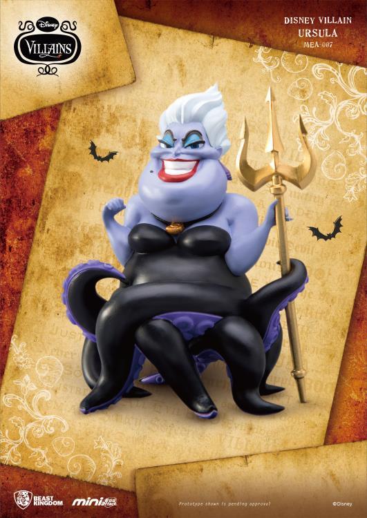 The Beast Kingdom Disney Villains Ursula PX Figure