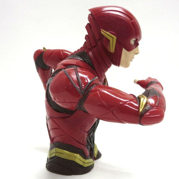 The Flash Action Figure Cofre Busto