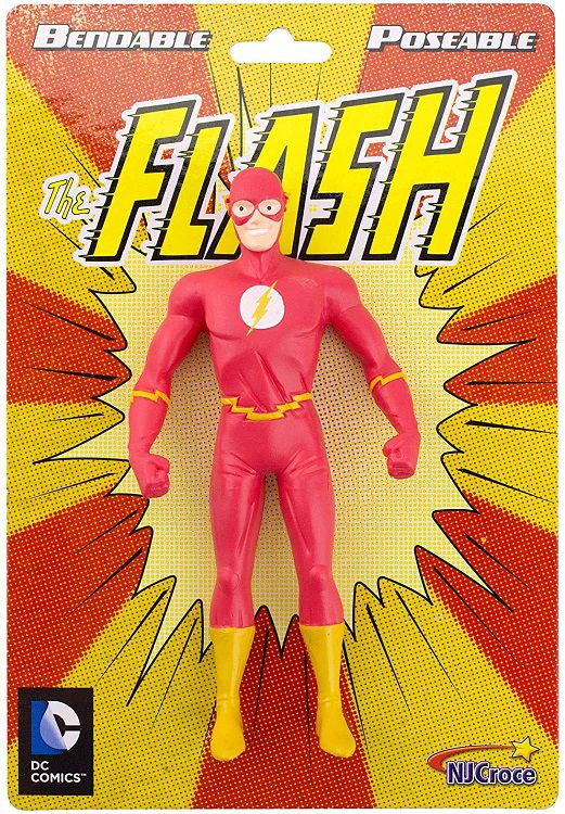 The Flash NJ Croce Action Figure