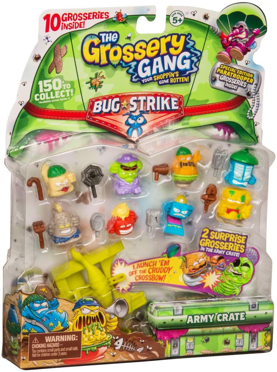 The Grossery Gang Series 4 Bug Strike Large Pack