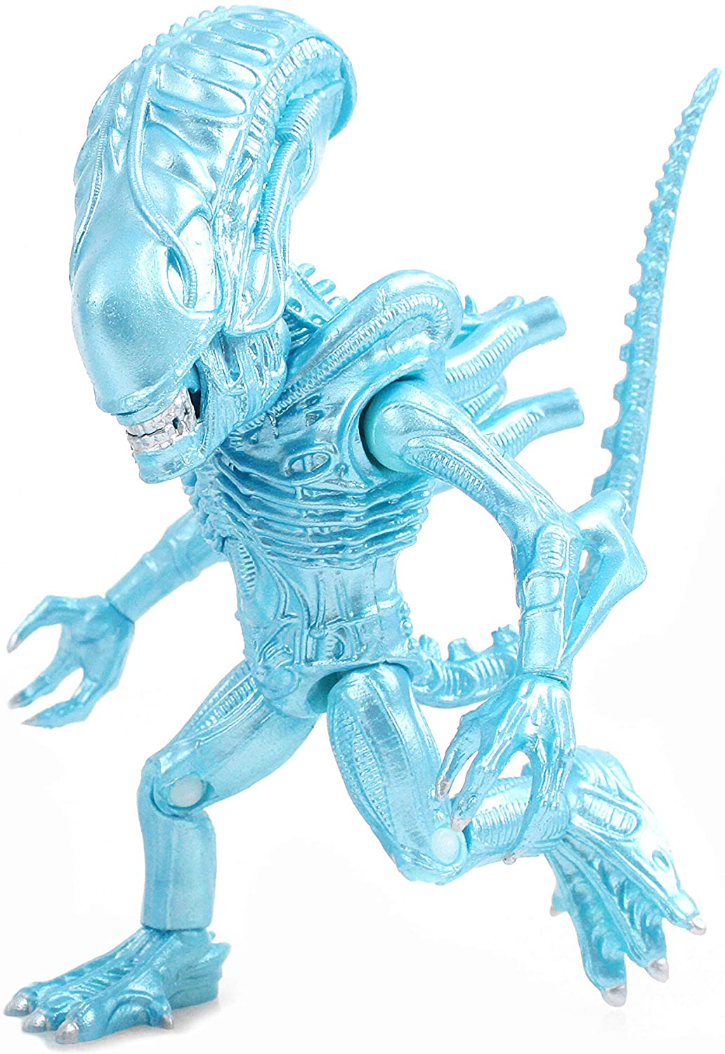 The Loyal Subjects Aliens - Alien Ice Blue Metallic