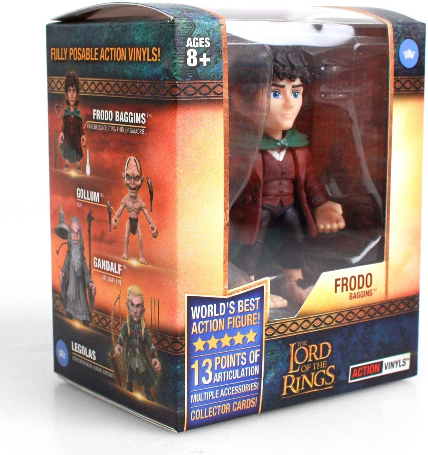 The Loyal Subjects Lord of The Rings - Frodo Baggins Oficial Licenciado